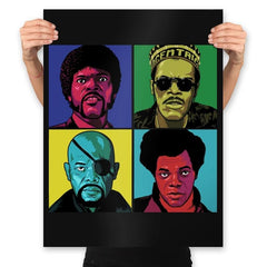 Pop Sam - Prints - Posters - RIPT Apparel