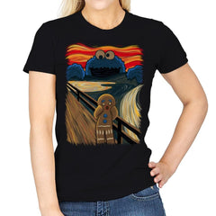 The Cookie Muncher! - Raffitees - Womens - T-Shirts - RIPT Apparel
