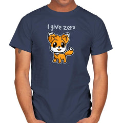 Zero Fox Given - Mens - T-Shirts - RIPT Apparel