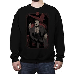 Neverever More - Crew Neck Sweatshirt - Crew Neck Sweatshirt - RIPT Apparel
