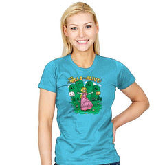 The Hills Are Alive Exclusive - Womens - T-Shirts - RIPT Apparel