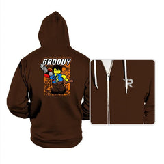 Everthing is Groovy - Hoodies - Hoodies - RIPT Apparel