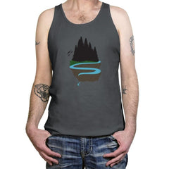 Cliffside Paradise Exclusive - Tanktop - Tanktop - RIPT Apparel
