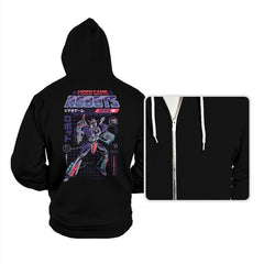 Video Game Robots - Series N - Hoodies - Hoodies - RIPT Apparel