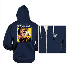 WW Can Do It! - Hoodies - Hoodies - RIPT Apparel