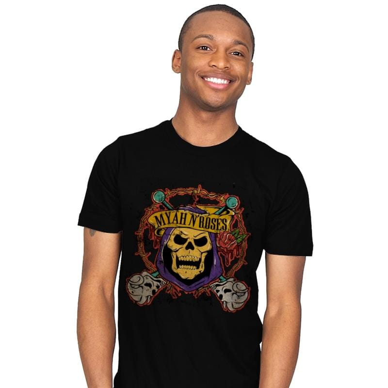 Appetite for Grayskull - Mens - T-Shirts - RIPT Apparel