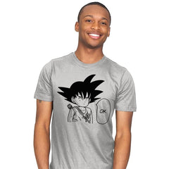 Ok - Sangoku - Mens - T-Shirts - RIPT Apparel