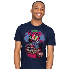 Doom Flakes - Mens - T-Shirts - RIPT Apparel
