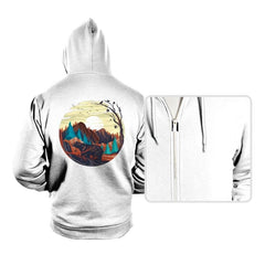 Nature Chill - Hoodies - Hoodies - RIPT Apparel