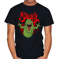 Slimy Ghost - Mens - T-Shirts - RIPT Apparel