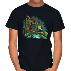 Barret & Cloud - Mens - T-Shirts - RIPT Apparel