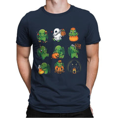 Call of Halloween - Mens Premium - T-Shirts - RIPT Apparel