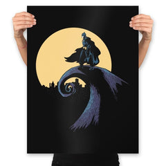 The Night Over - Prints - Posters - RIPT Apparel