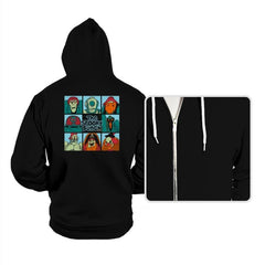 The Spooky Bunch - Hoodies - Hoodies - RIPT Apparel