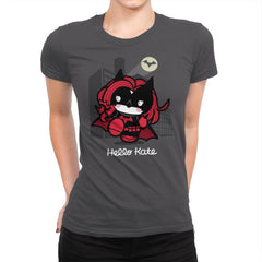 Hello Kate - Womens Premium - T-Shirts - RIPT Apparel