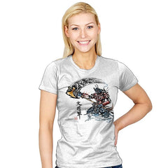 Shogun Prime - Womens - T-Shirts - RIPT Apparel