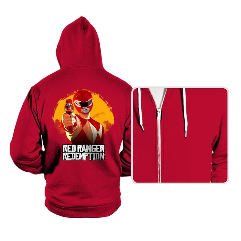 Red Redemption - Hoodies - Hoodies - RIPT Apparel