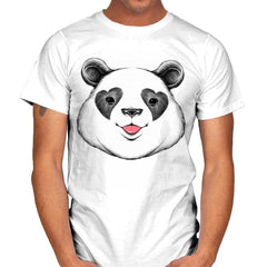 Panda Love - Mens - T-Shirts - RIPT Apparel
