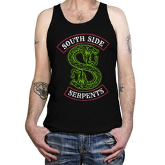 South Side Serpents - Tanktop - Tanktop - RIPT Apparel