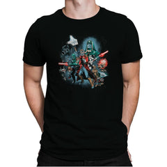 Guardians Far Away Exclusive - Awesome Mixtees - Mens Premium - T-Shirts - RIPT Apparel