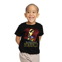 The Adventures of Batduck and Decoy - Youth - T-Shirts - RIPT Apparel