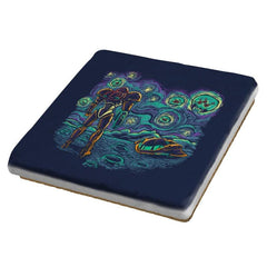 Starry Parasite Exclusive - Coasters - Coasters - RIPT Apparel