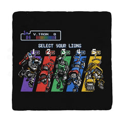 Select Your Lions! Exclusive - Coasters - Coasters - RIPT Apparel