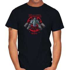 Fullmetal Gym Exclusive - Anime History Lesson - Mens - T-Shirts - RIPT Apparel