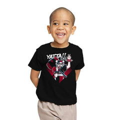 Harley Yatta  - Youth - T-Shirts - RIPT Apparel
