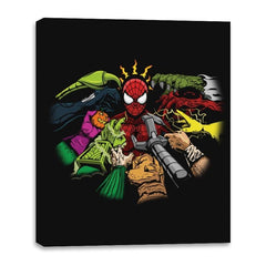 Spider-Yaga - Anytime - Canvas Wraps - Canvas Wraps - RIPT Apparel