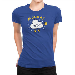 Case Of The Mondays - Womens Premium - T-Shirts - RIPT Apparel