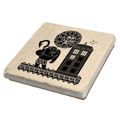 Maui Meets The Doctor - Coasters - Coasters - RIPT Apparel