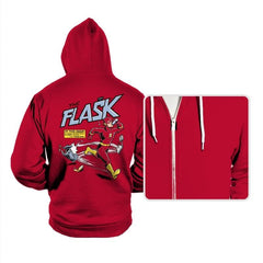 The Flask - Hoodies - Hoodies - RIPT Apparel
