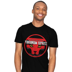 Vibranium Express - Mens - T-Shirts - RIPT Apparel