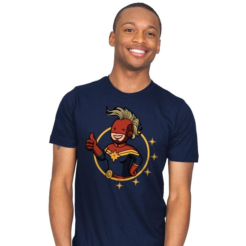 Vault Captain - Mens - T-Shirts - RIPT Apparel