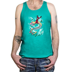 Make it Rain! - Tanktop - Tanktop - RIPT Apparel