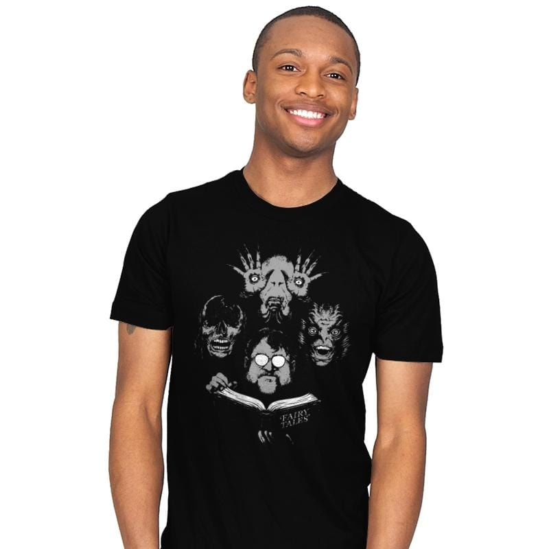 Fairy Tales Rhapsody - Mens - T-Shirts - RIPT Apparel