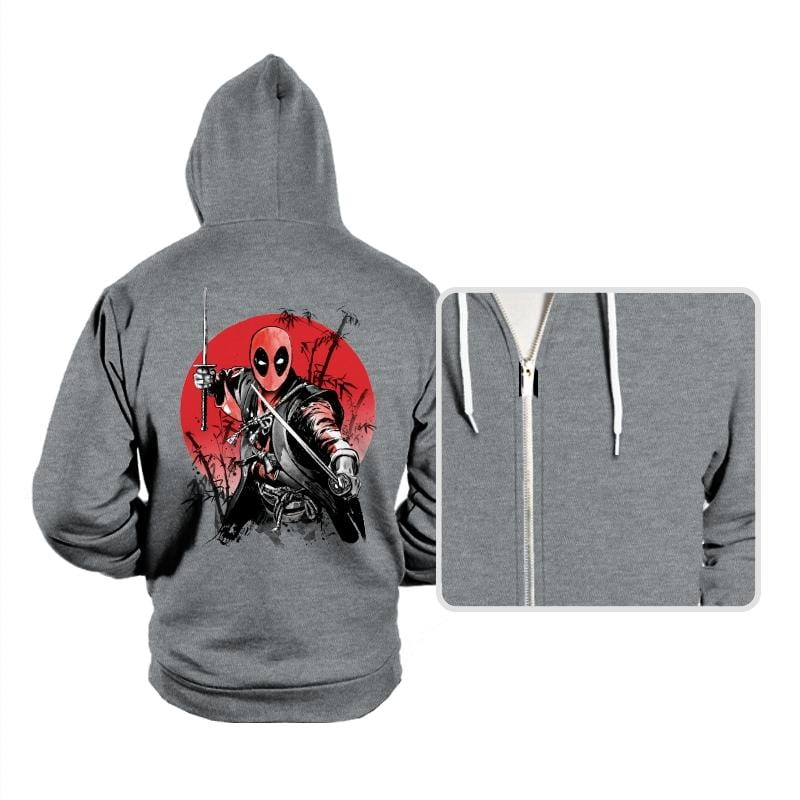 The Way of the Mercenary - Hoodies - Hoodies - RIPT Apparel