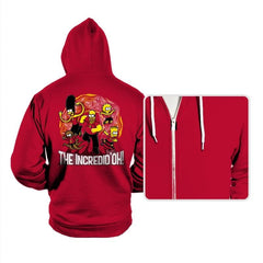 The Incredid'oh! - Hoodies - Hoodies - RIPT Apparel