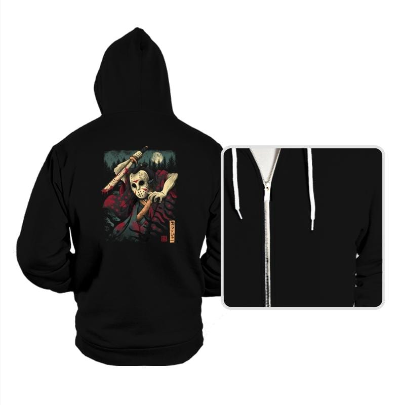 The Samurai Slasher - Hoodies - Hoodies - RIPT Apparel