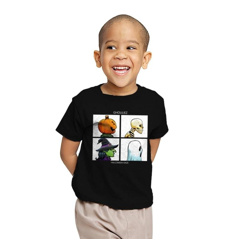 Ghouliez: Halloween Daze - Youth - T-Shirts - RIPT Apparel