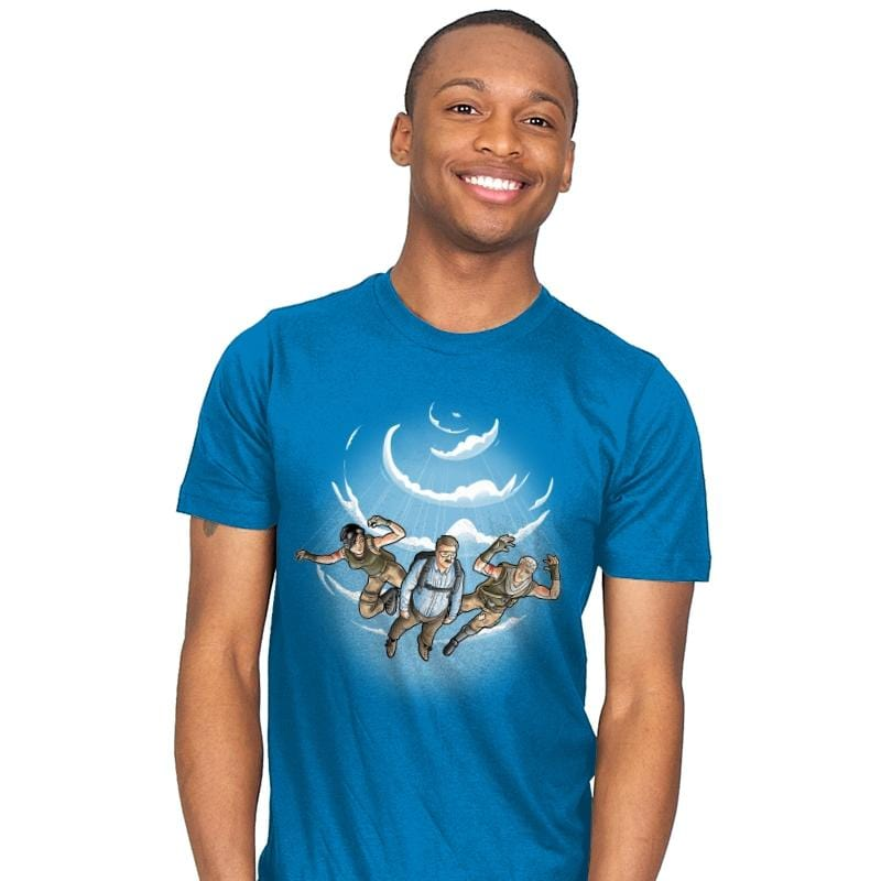Falling - Mens - T-Shirts - RIPT Apparel