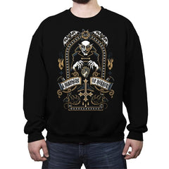 A Symphony of Horrors - Crew Neck Sweatshirt - Crew Neck Sweatshirt - RIPT Apparel