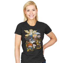Magic Beasts - Womens - T-Shirts - RIPT Apparel
