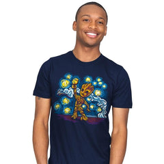 Starry Groot Exclusive - Mens - T-Shirts - RIPT Apparel