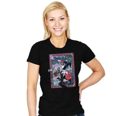 Joke - Womens - T-Shirts - RIPT Apparel