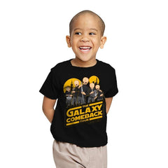 GALAXY COMEBACK TOUR - Youth - T-Shirts - RIPT Apparel