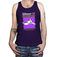 ThunderQuack Manual - Tanktop - Tanktop - RIPT Apparel