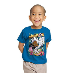 OrorO's Cereal - Youth - T-Shirts - RIPT Apparel
