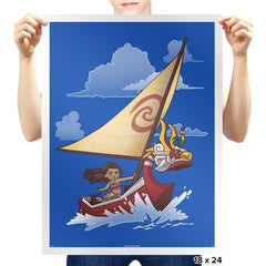 Water Waker - Prints - Posters - RIPT Apparel